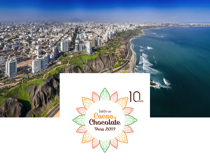 SALON DEL CACAO Y CHOCOLATE 2019 Selmi